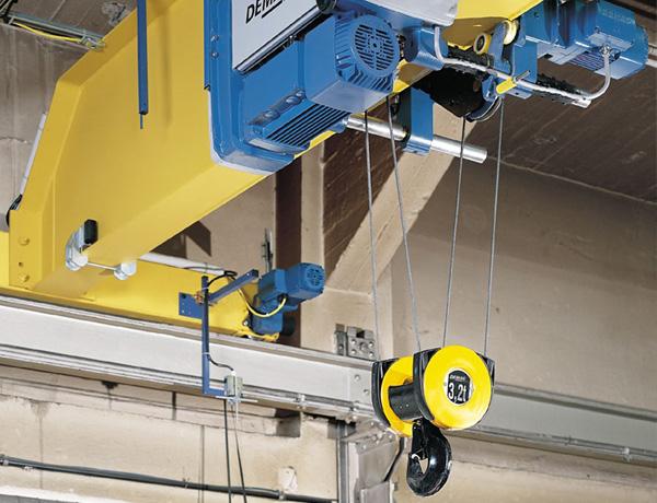 7,主焊缝均进行无损探伤;      8,主梁由德马格公司设计,安起