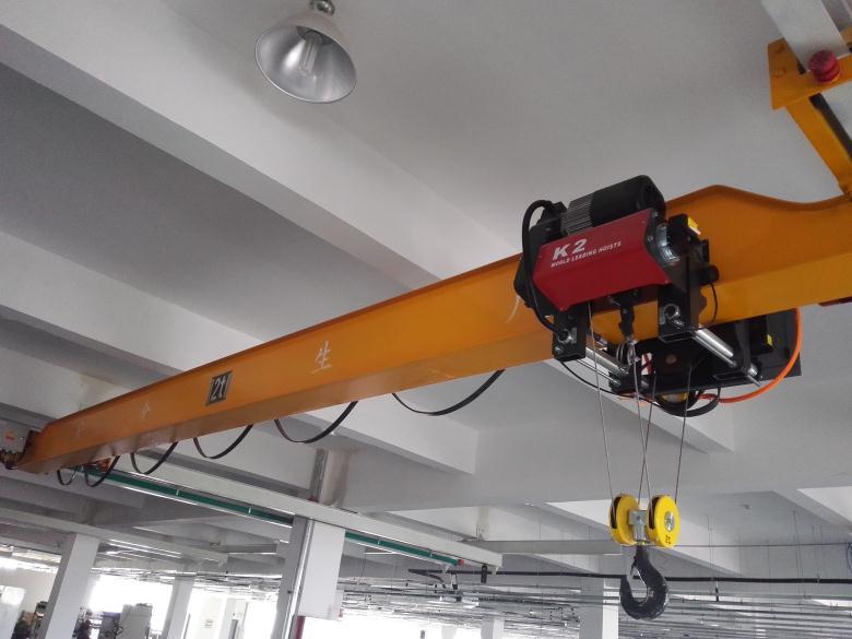 LD2t-13.5m欧式单梁起重机