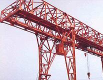 雄峰MG型通用门式桁架起重机(花架式)