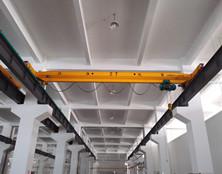 雄峰LD2t-4.5m电动单梁起重机
